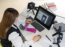 グラフィックデザインコース 2年制/男女