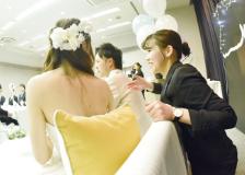 ブライダル・ホテルコース 2年制/男女