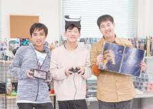 ゲームクリエイターコース 3年制/男女