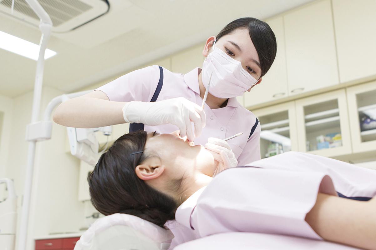 歯科衛生士体験メニュー