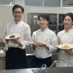 学生のレシピがラジオ熟に掲載されます。(高度調理コース)